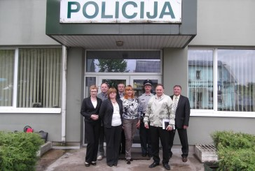 Prienų policijos iniciatyva – Prienų rajono seniūnai įtraukti į Visuomeninę tarybą