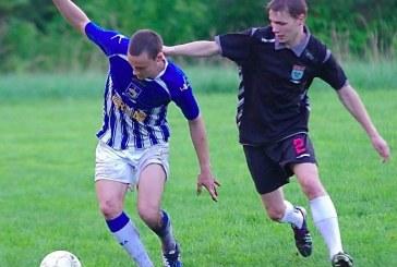 """""""Birštono"""" futbolininkai namų rungtynėse apmaudžiai pralaimėjo"""