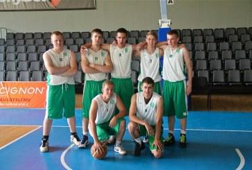 Gimnazijos krepšinio turnyre