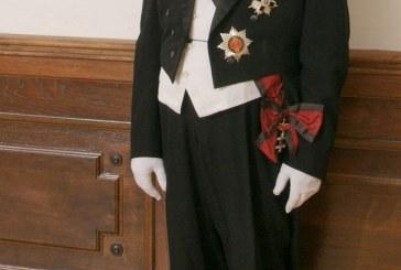 Birštono muziejuje – garbus bajoras