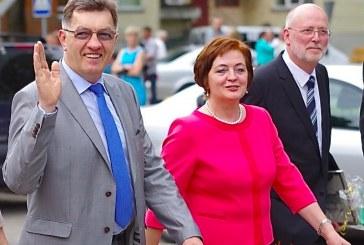 Birštono šventės renginiuose dalyvavo ir Ministras Pirmininkas Algirdas Butkevičius