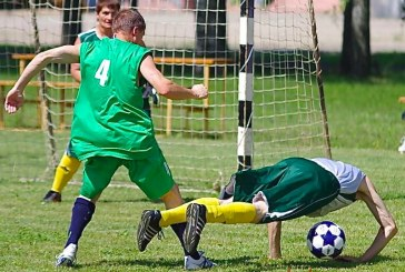 "Prienų stadione – ""Seni Cup"" mini futbolo turnyras"