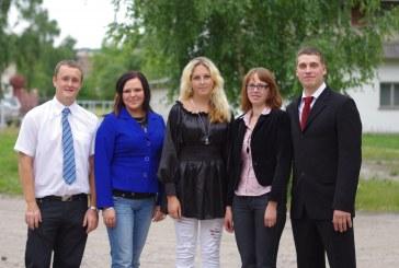Jaunieji Prienų socialdemokratai išrinko skyriaus vadovybę