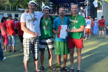 Prienų rajono socialdemokratai LSDP sąskrydžio krepšinio turnyre – antri