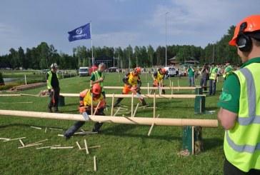 Lietuvos medkirčių čempionas paaiškėjo tik po atkaklios kovos