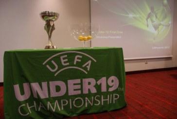 Prienų stadione – U 19 čempionato komandų treniruotės