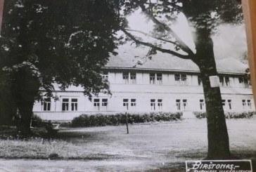 Kurorto istorijos puslapiai