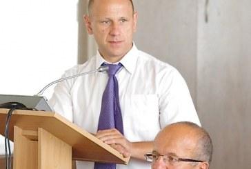 Administracijos direktorius vėl išsilaikė, mero pavaduotoju išrinktas Egidijus Visockas