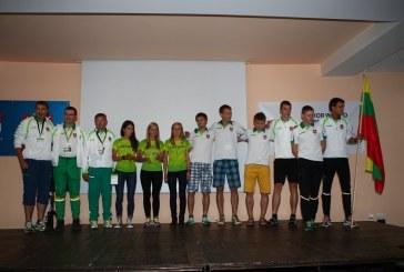 Pasaulio jaunimo OS čempionate