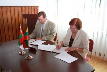 Birštono savivaldybėje vyko susitikimai su partneriais iš Baltarusijos