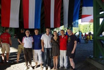 Šilagėliečiai sėkmingai pasirodė tarptautiniame turnyre Martino Winterio taurei laimėti