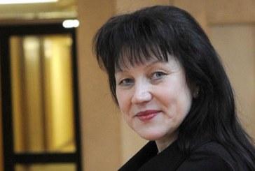 Angelė Bajorienė traukiasi iš viceministrės pareigų