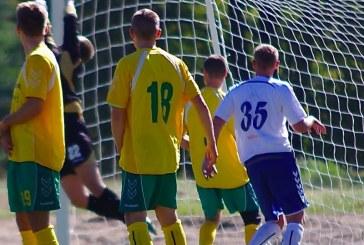"""Rūdupio"""" futbolininkai patyrė nesėkmę  savo žiūrovų akivaizdoje"""