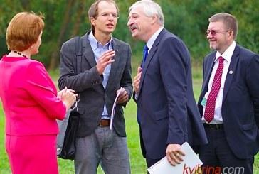 Ūkio ministro vizito Birštone tikslas – investicinių projektų eiga