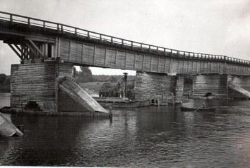 Prienų tiltas tarpukariu (1919 – 1940 m.)