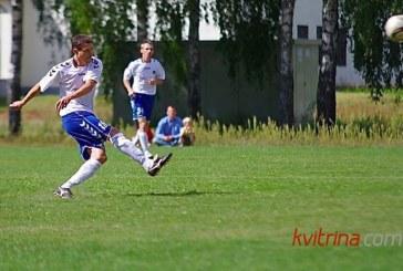 """Rūdupio"" futbolininkai – pergalių balne"