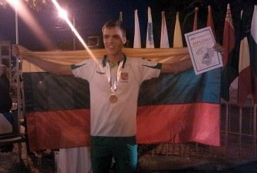 "OSK ""Šilas"" orientacininkui – Europos čempionato bronza"