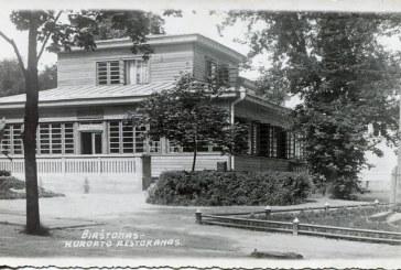 Birštono kurhauzas (kurorto svetainė) 1926 – 1931 m. laikotarpiu