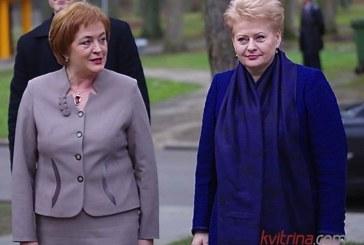 Birštone viešėjo Lietuvos Respublikos Prezidentė Dalia Grybauskaitė