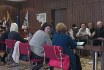 Neeiliniame Tarybos posėdyje perskirstytos papildomos Kelių direkcijos skirtos lėšos