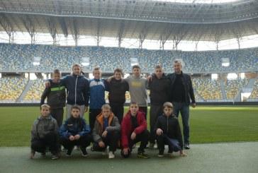 Prienų KKSC jaunieji futbolininkai viešėjo Ukrainoje