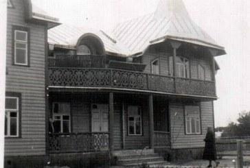 Birštono architektūrinio paveldo objektai. Birštono muziejaus pastatui – 81 metai