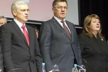 Socialdemokratų    kandidatai ir  vedliai  į  rinkimus  2014 m. – Z.Balčytis  ir  V.Blinkevičiūtė