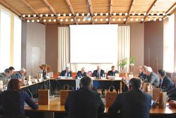 Kauno regiono plėtros tarybos posėdis Prienų rajono savivaldybėje