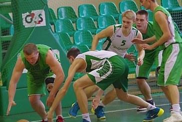 """""""Stakliškių"""" krepšininkai pratęsė pergalių seriją"""