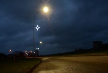 Gatvių šviestuvus pakeitusios savivaldybės galėtų sutaupyti iki 50 proc. išlaidų elektrai