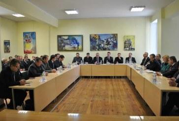 Alytaus apskrities vyriausiojo policijos komisariato ataskaitinis pasitarimas