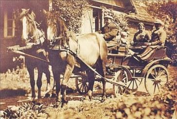 Iš Birštono muziejaus fondų. Pirmajam Birštono valstiečiui – vežėjui Adomui Jurkulnevičiui (1875-1942) atminti (II). Žydų vežėjų monopolija