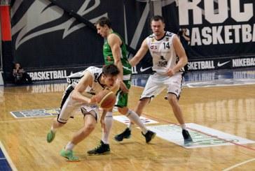 """Prienų """"TonyBet"""" krepšininkai rungtynėse su Tartu """"TU/Rock"""" buvo per žingsnį geresni"""