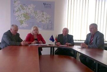 Opozicija diskutavo apie valdančiųjų požiūrį į rajono žmones