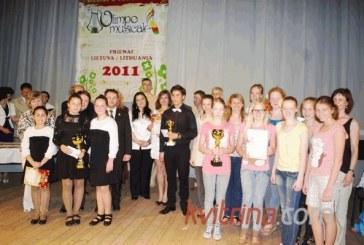 """Muzikinė fiesta """"Olimpo musicale"""" nr. 4 sugrįžta biržely!"""
