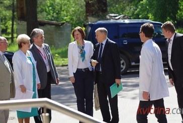 Sveikatos apsaugos ministras: nuo chaoso sistemą išgelbės valstybinių įstaigų tinklas