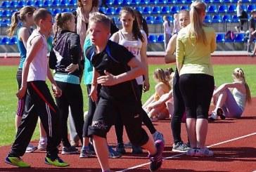 Birštono stadiono lengvosios atletikos sektoriai išbandymą atlaikė