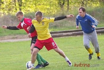 Atidėtose rungtynėse – Balbieriškio komandos sėkmė