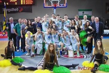 Stakliškų krepšininkai – LMMKL čempionai!