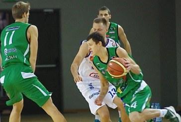 """Prienų """"TonyBet"""" krepšininkai paleido pergalę iš savo rankų ir pusfinalio serijoje pralaimi 0:1"""