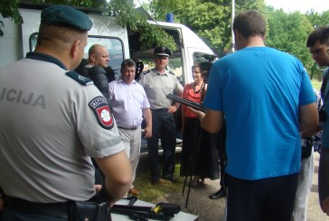 KVIEČIAME Į POLICIJOS ŠVENTĘ VISUOMENEI! (Birštonas, Jaunimo g. 3)