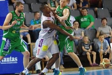 """Prienų """"TonyBet"""" krepšininkai antrosiose LKL mažojo finalo rungtynėse buvo per žingsnį nuo pergalės"""