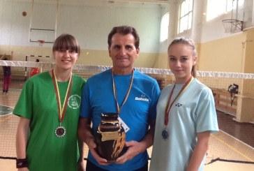 Badmintonininkai – olimpinio festivalio prizininkai