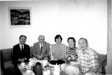 Antanas Serafinas Zenkevičius (1935-2012) – Birštono atmintyje