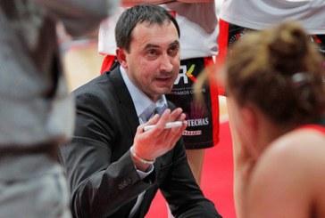 Dvidešimtmečių krepšininkių treneris R.Maceina: šiai kartai atėjo laikas pasirodyti gerai