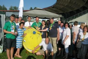 TS-LKD bendruomenė susirinko į vasaros sąskrydį šalia Prienų