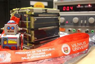 """Palydovo """"LituanicaSAT-1"""" misija artėja prie pabaigos"""