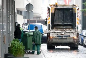 Buitinių atliekų išvežimo konkursai. Vokai atplėšti, laukiame rezultatų