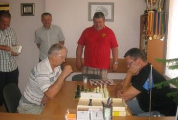 Šaškių ir šachmatų turnyre išaiškinti stipriausieji