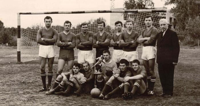 Futbolas 25 1968 m.